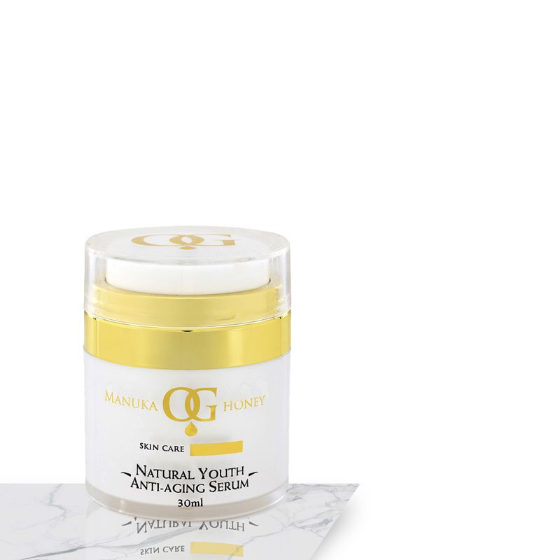Buy Oceanic Gold Natural Youth Anti-aging Serum online