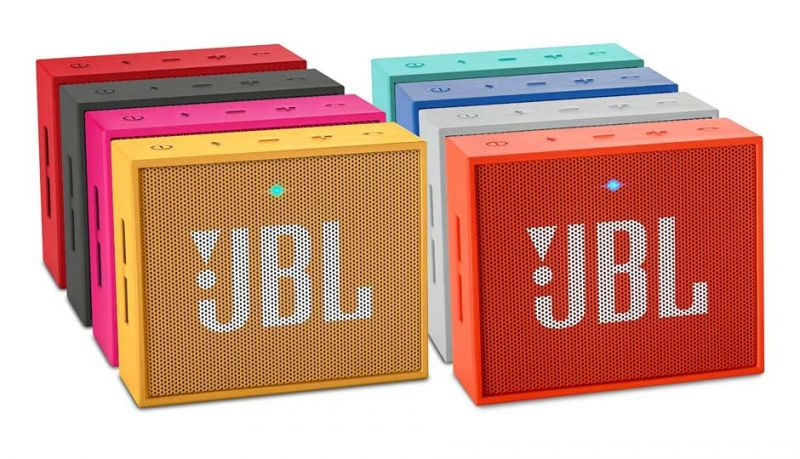 Buy Jbl Go Portable Wireless Bluetooth Speaker (black) online