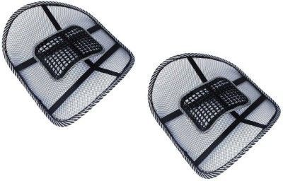 Buy Autostark Car/home/office Seat Massager Back Support Vehicle Seating Pad (pack Of 2) online