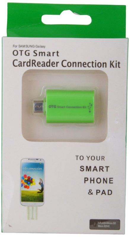 Buy Byc Otg Smart Connection Kit For Samsung Galaxy S Iv/i9500/galaxy Note Ii/n7100/s Iii/i9300/galaxy Note/i9220/galaxy S Ii/i9100 online