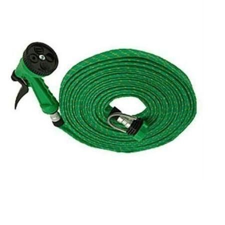 Buy Water Spray Gun 10 Meter Hose Pipe. House Garden And Car Wash online