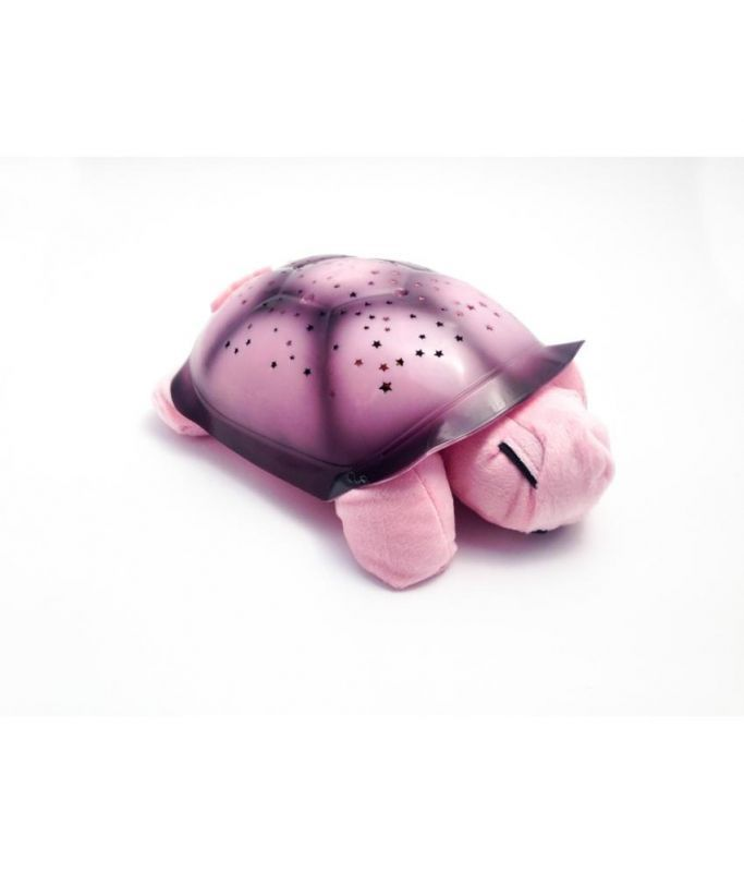 Buy Greggs Pink Turtle Twilight LED Star Projector Night Lamp online