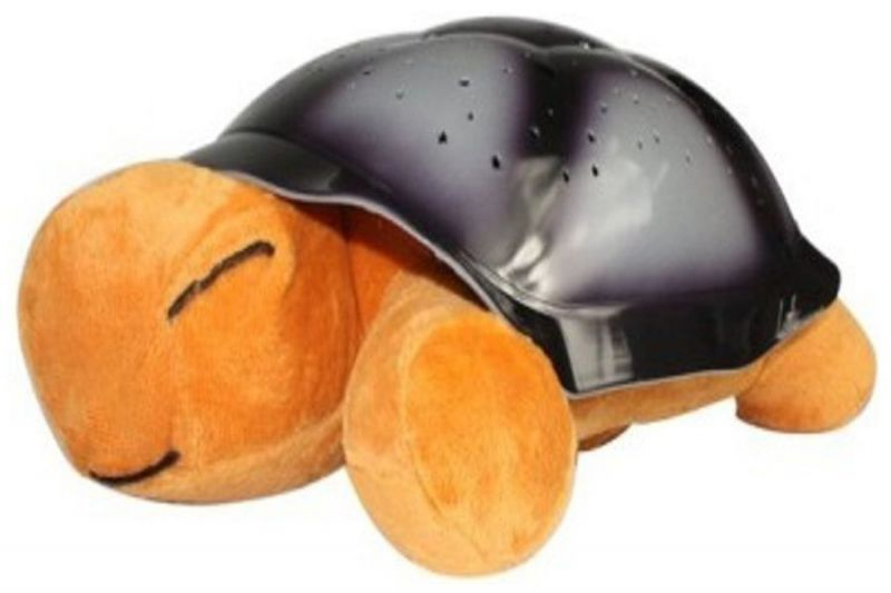Buy Orange Turtle Sky Star Projector Night Floor Lamp 25Cm online