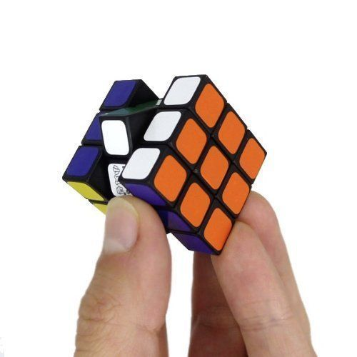 Buy Maru 3x3 Tiny 3cm Speed Cube Black online