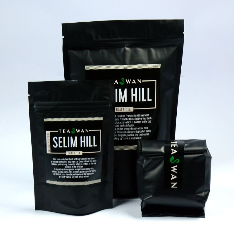 Buy Teaswan Selim Hill Black Tea 300 Gms online