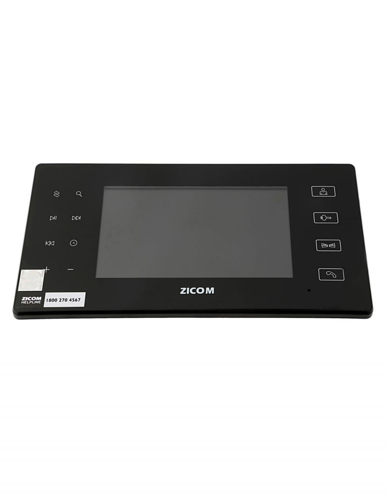 Buy Zicom 7 Inch Color TFT Screen With Touch Pad Handsfree,two Way Communication online