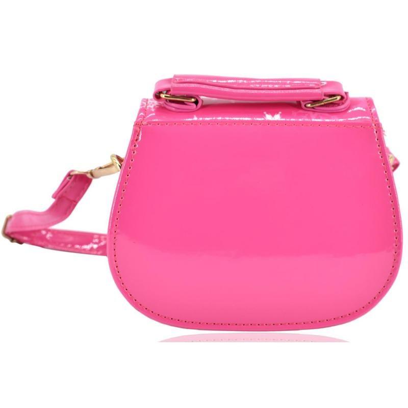 Frozen Handbags Cute Sling Bag Wallet Purse For Kids S Gift 2 5y Dark Pink