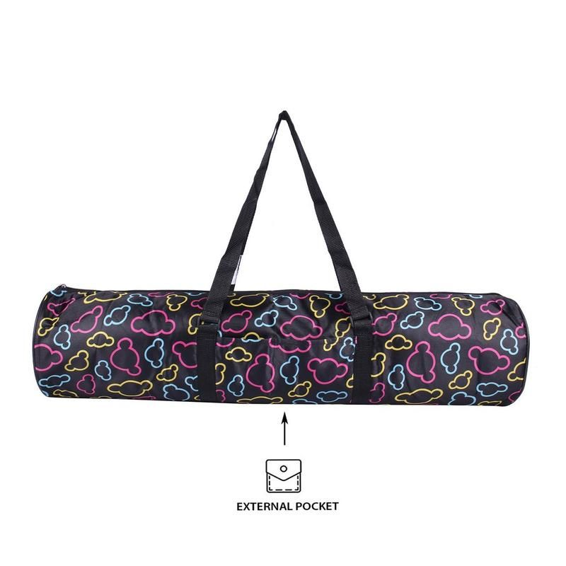 Buy Yoga Mat Bag Printed (full Zip) online
