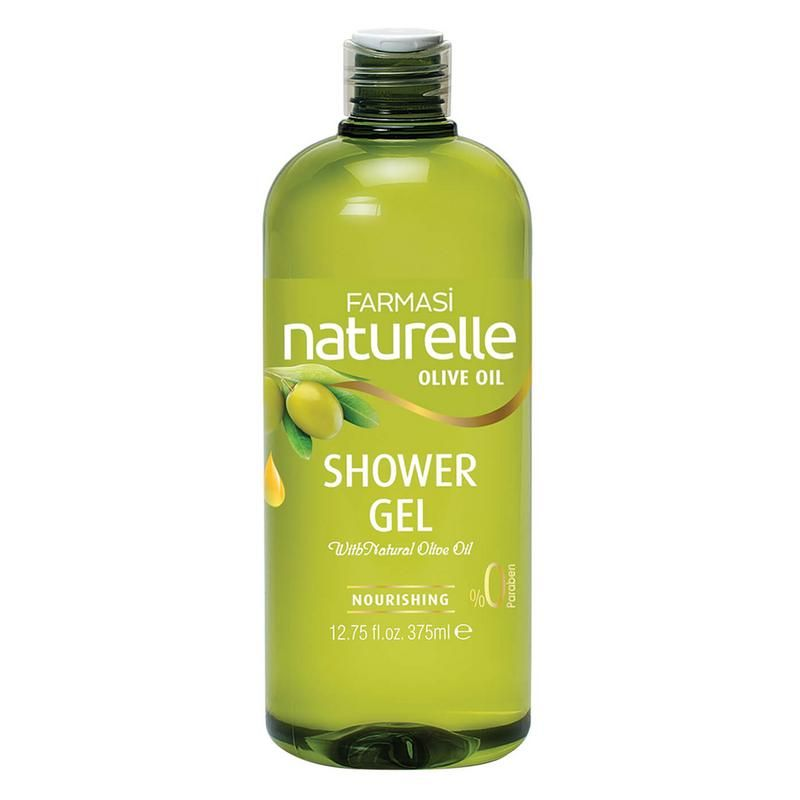 Buy Farmasi Naturelle Nourishing Olive Oil Shower Gel - 375ml (12.75oz) online