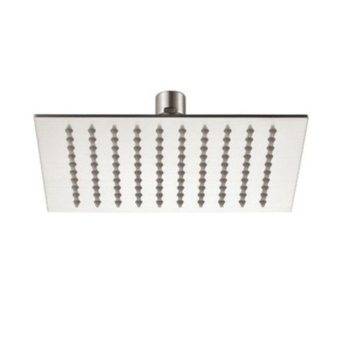 Buy Shoppingekart Super Ultra Thin 4x4 Stainless Steel Shower Head online