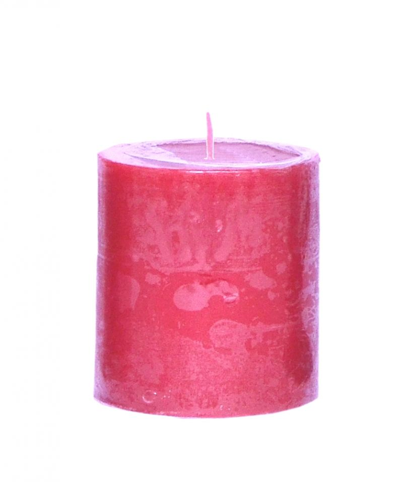 Buy Indigo Creatives Designer Red Candle Christmas Gift online