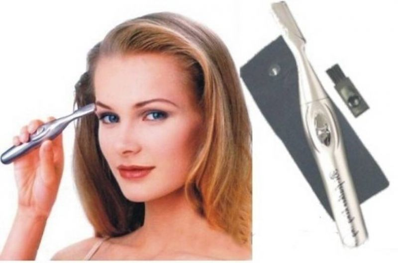 Buy Hair Remover Lady Eyebrow Trimmer Shaver Epilator online