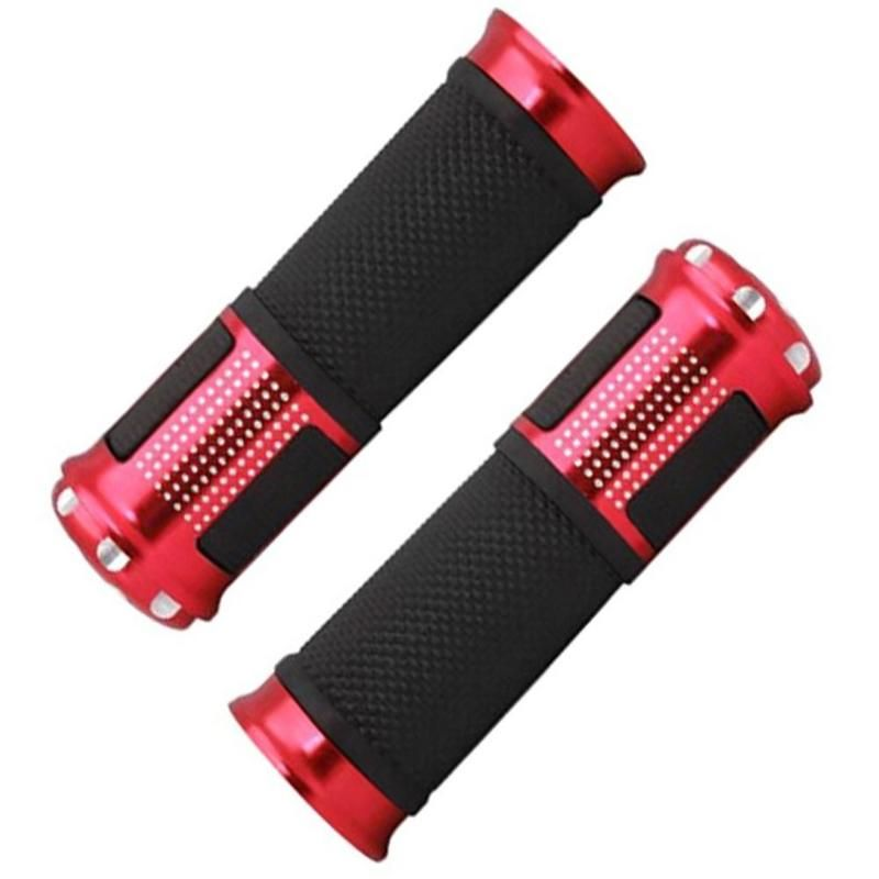 Buy Star Shine Stylish Bike Handle Grip Red For All Bikes/all Scooty/all Scooters/all Bullets online