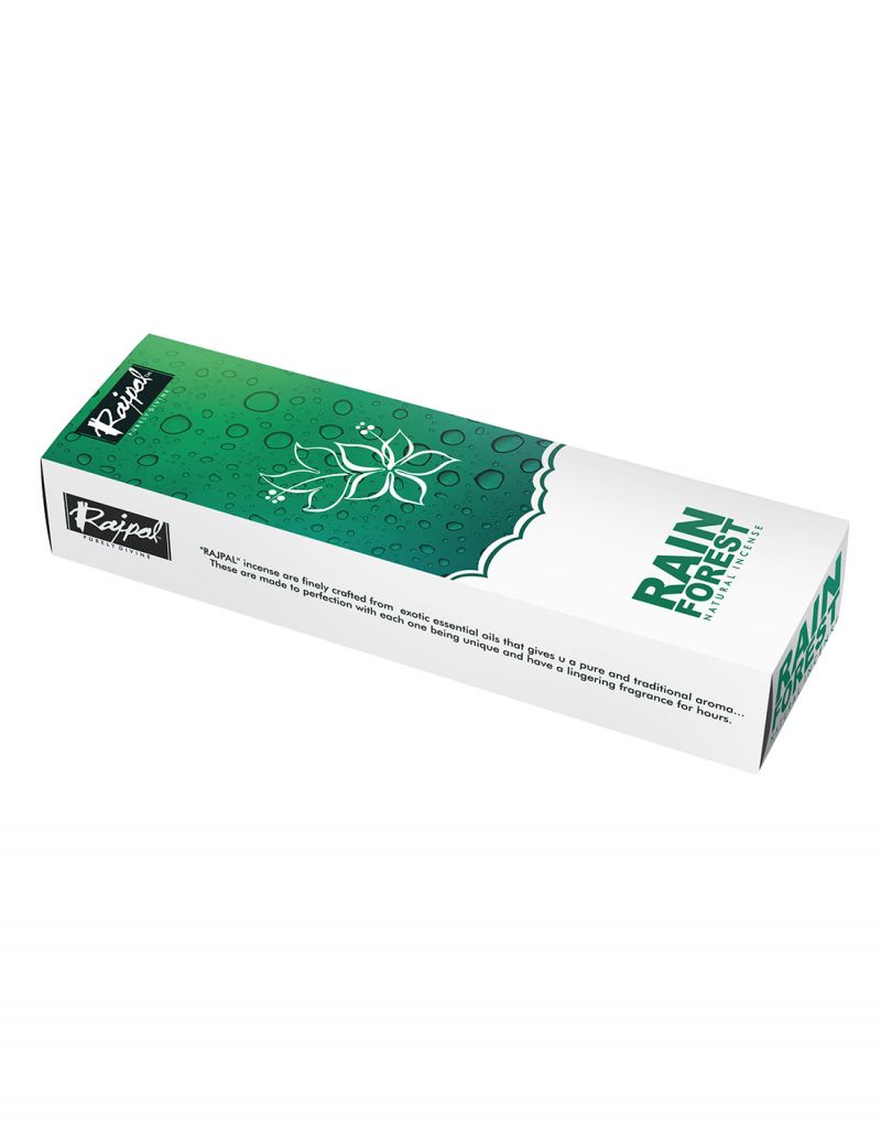 Buy Rajpal Brown Premium Hand Rolled Fragrance Natural Incense Stick (250Gram) online
