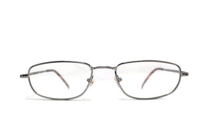 Buy Affable Rectangle Grey Full-rim Spectacle Frame online