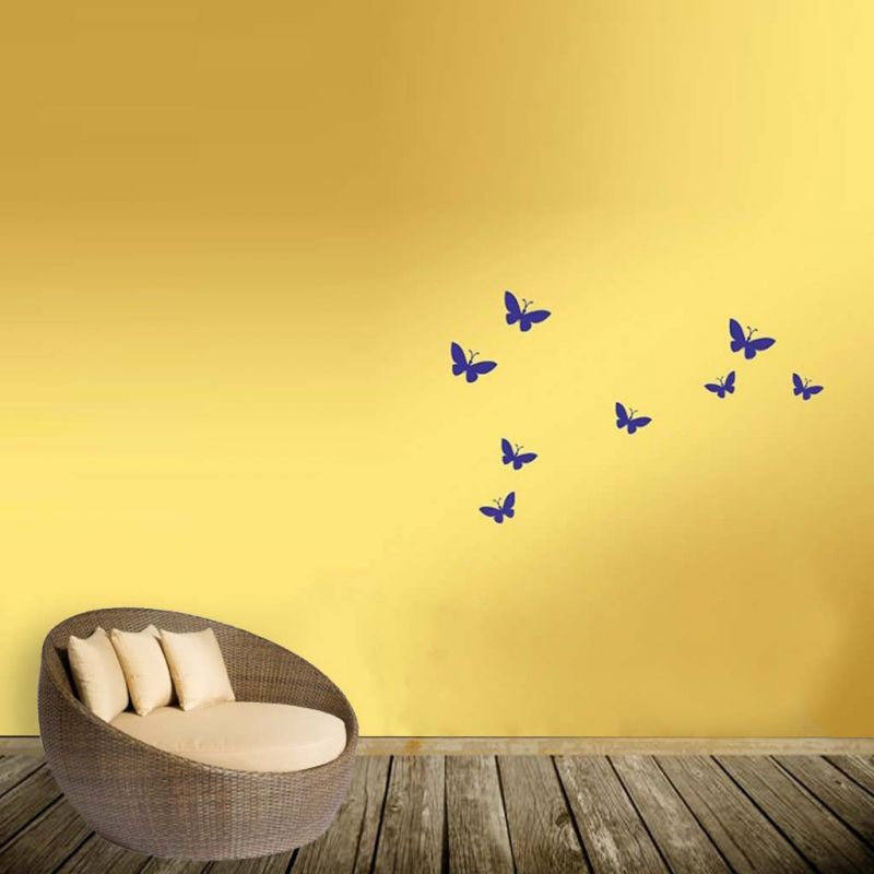 Modern How To Make A Butterfly Wall Decoration Ornament - Wall Art ...