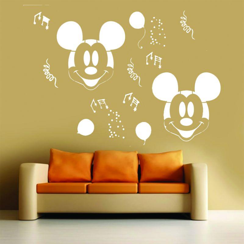Amazing Mickey Mouse Wall Decor Motif - Art & Wall Decor - hecatalog ...