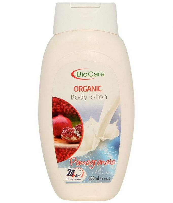 Buy Bio Care Body Lotion Pomegranate online