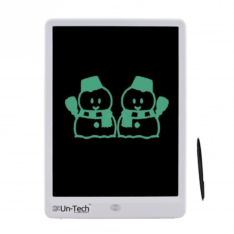 Buy Untech Portable Ruffpad E-writer 10inch LCD Writing Digital Tablet Notepad (white) online
