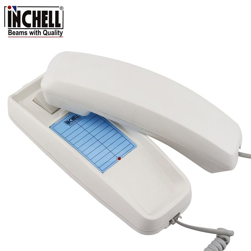Inchell Multi Line Pair (2 Set) Corded Intercom System