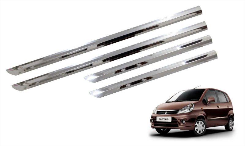 Buy Trigcars Maruti Suzuki Zen Estilo Car Steel Chrome Side Beading