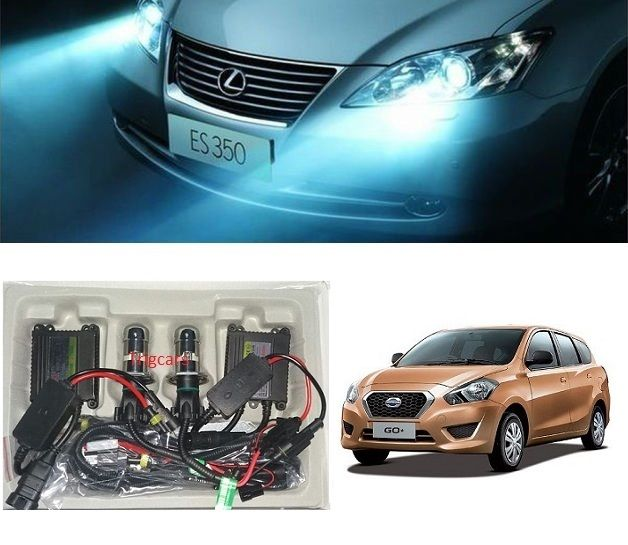 Buy Trigcars Datsun Go Plus Car Hid Light online