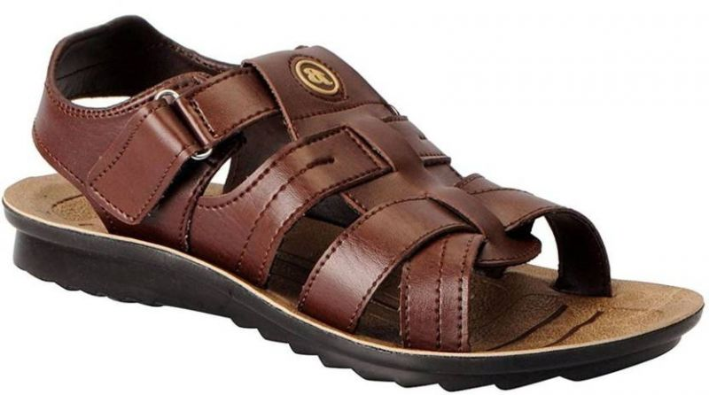 Buy Bata Macho Brown Sandal For Men (code - Batamachobrownsandal) online