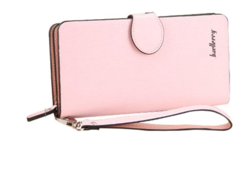 Buy Baellerry Clutch Mobile Holder Pu Leather For Women Pink (code - N84531205) online
