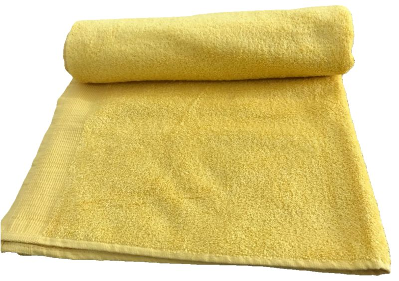 Buy Krish 100% Cotton Bath Towel 475 GSM Orange online