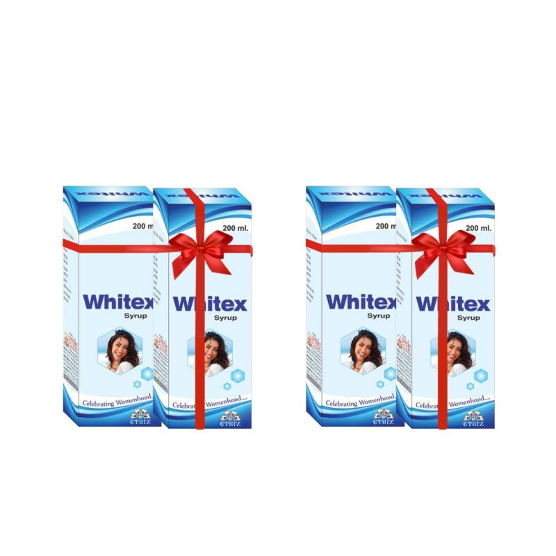 Buy Whitex Syrup 200ml (buy 2 Get 2) online