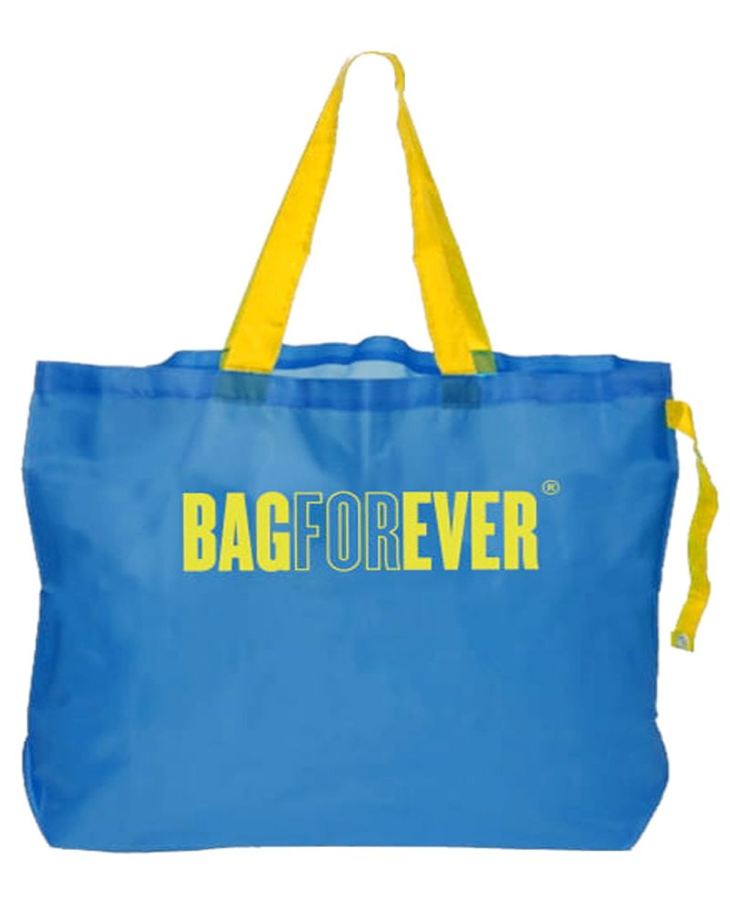 4cc3f5e3d Buy Bagforever Pack Of 4 Multi-purpose Shopping Bags 6 Months Warranty  Online