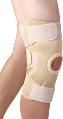 Buy Kudize Elastic Knee Stabilizer Joint Protection Gym Wrap Support Knee Support (code - Gr69) online