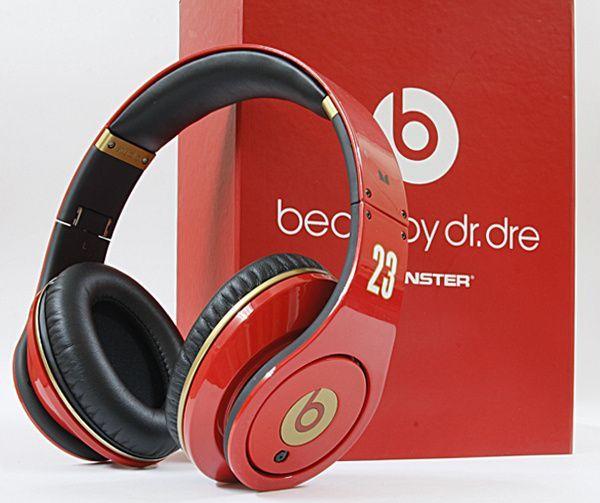 Buy OEM Monster Beats Dr. Dre Solo HD Red Headphones online