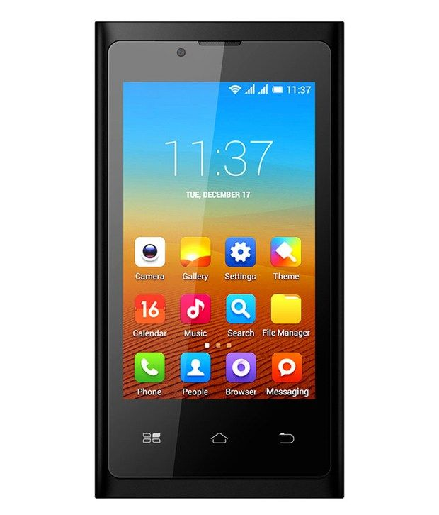 Buy Bq E1 3G With Expanadble Memory Android Kitkat Dual Sim online