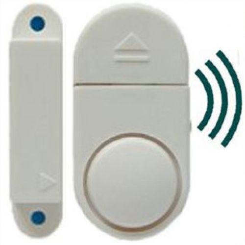 Buy Set Of 2 Wireless Sensor Window Door Entry Burglar Alarm Bell