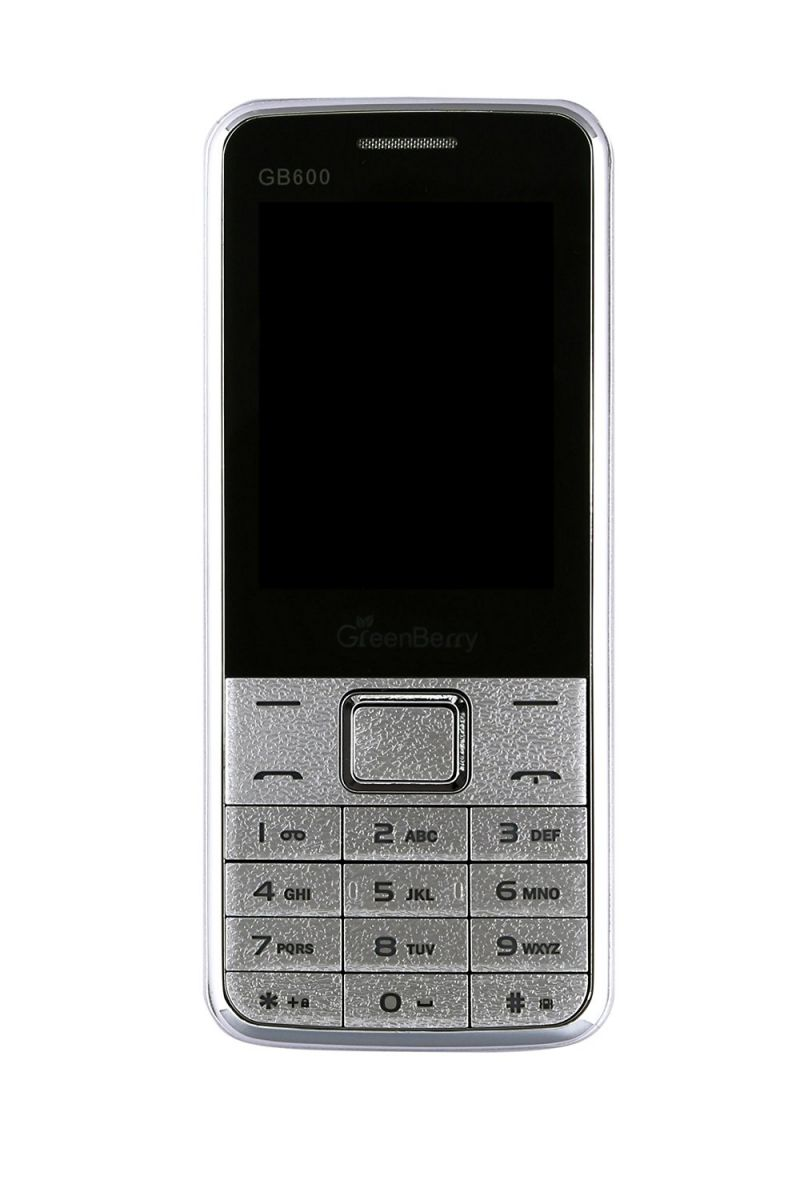 Buy Greenberry Gb600 Dual Sim 0.3mp Camera With Expandable Memory online