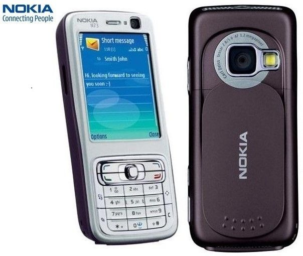 Buy Nokia N73 Music Edition Mobile Phone Refurbished online