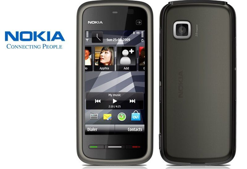 Buy Nokia 5233 Refurbished Single Sim Mobile online