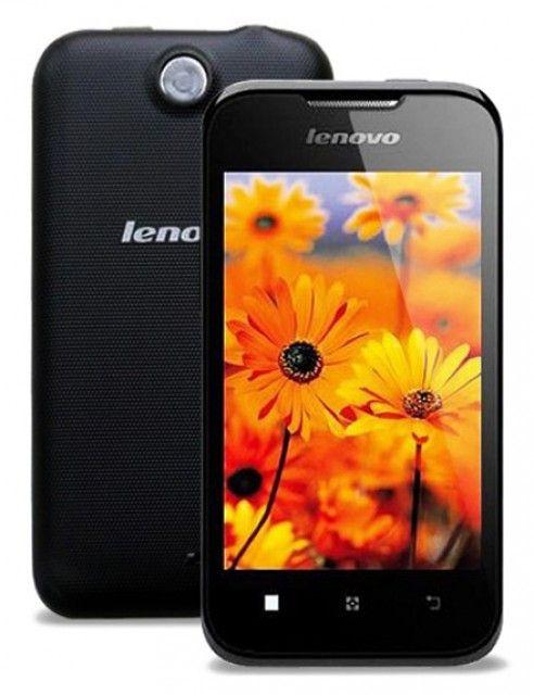 Buy Lenovo A66(3.5 Inche Display-3g WiFi Bluetooth Phone) online