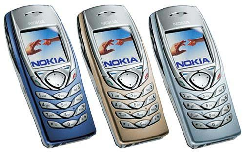 Buy Refurbished Nokia 6100 With 760 mAh Battery Mobile Phone online