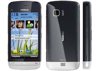 Buy Nokia C5-03 5MP Camera With Expandable Memory Refurbished Mobilephone online