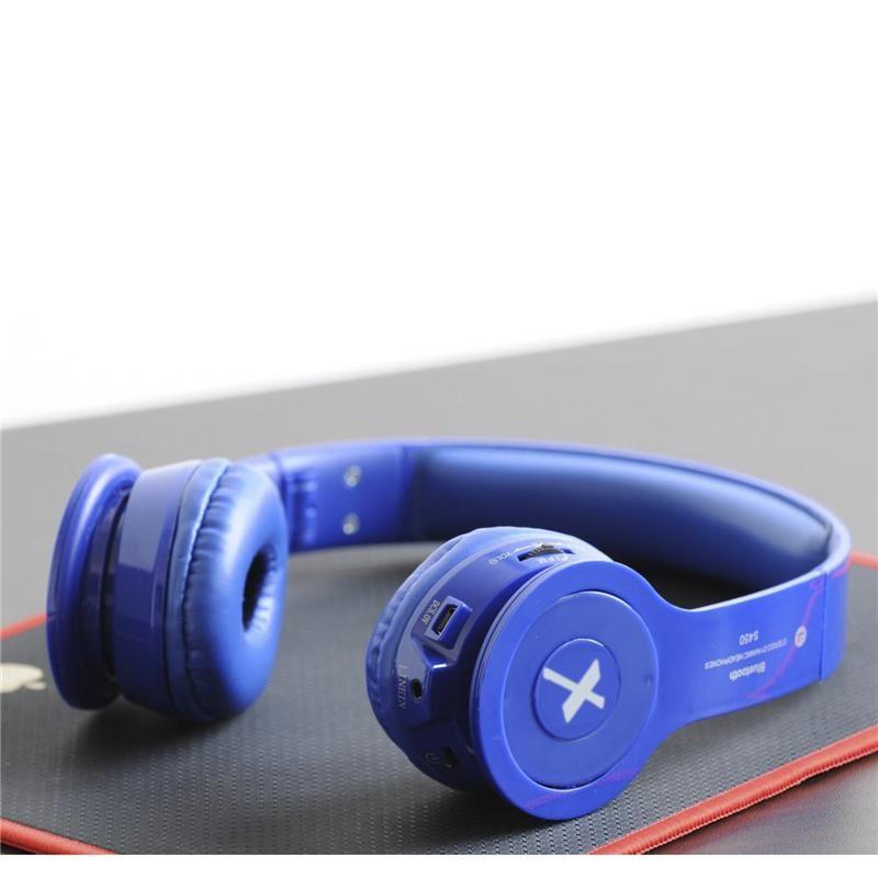 Buy Xian Mi S450 Wireless Bluetooth Headset Folding Headphones Online Best Prices In India Rediff Shopping