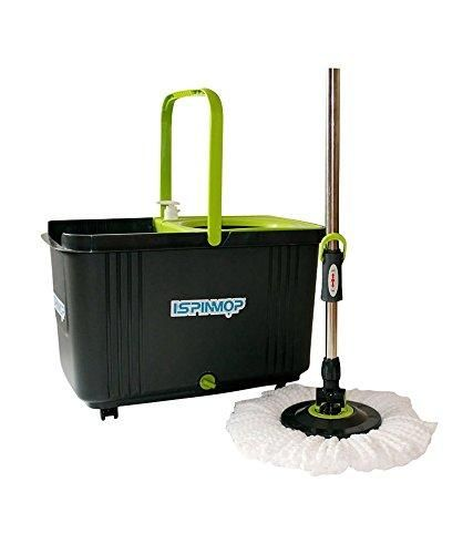 Buy Platex Magic Spin Mop 360 - Stainless Steel And Trolley Model online