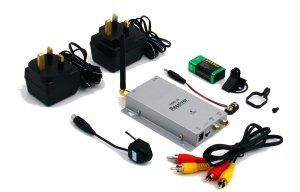 Buy Wireless Mini Cctv Hidden Color Pinhole Camera online