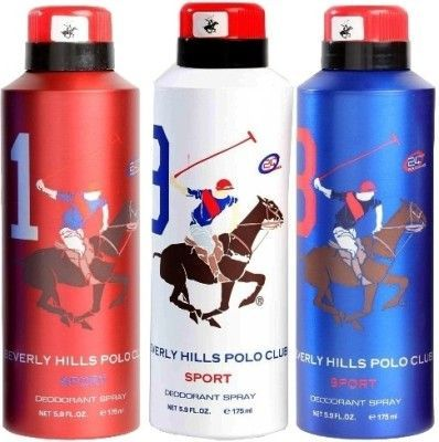 Buy Beverly Hills Polo Club Combo Set(set Of 3) online