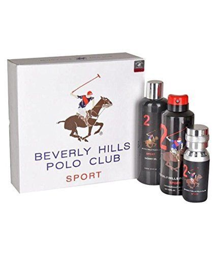 Buy Beverly Hills Polo Club Gift Set No.2 - For Men online