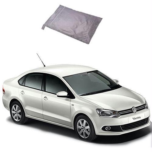 Buy Volkswagen Vento Car Body Cover Silver Color Online Best
