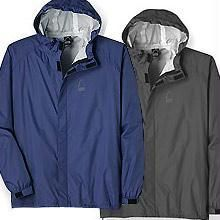 Buy Set Of Two Reversible Rain Jacket - Blue And Black online