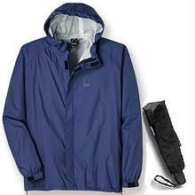 Buy Reversible Rain Jacket With One 3 Fold Umbrella online