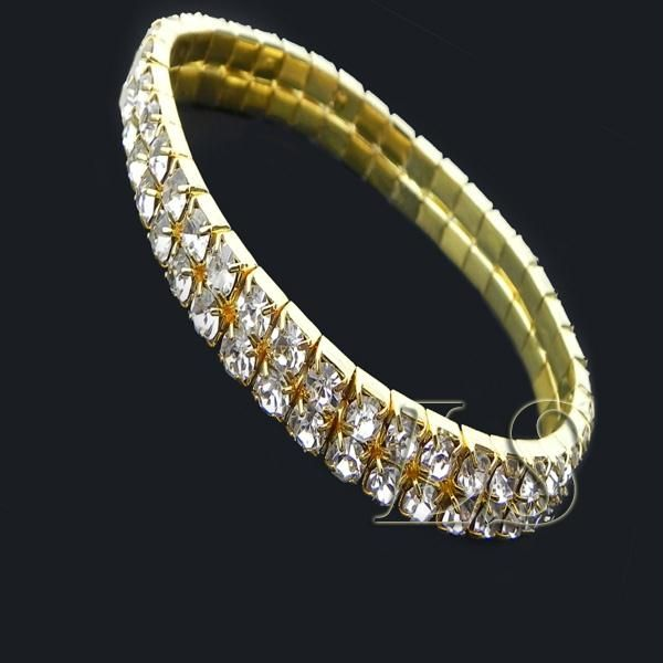 Buy Smart Solitaire American Diamond Bracelet online